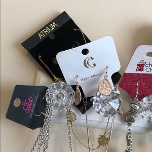 Charming Charlie Jewelry - Wholesale necklace inventory lot $100 value